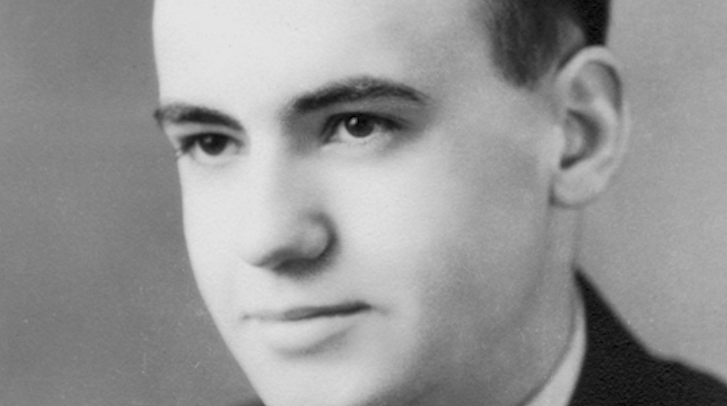 Dr. Hilleman as young man