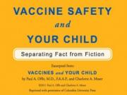 vaccine safety booklet